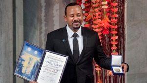 Abiy Noble Prize